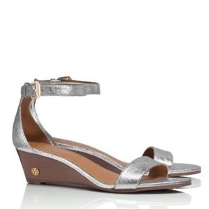 NEW Tory Burch Savannah Wedge